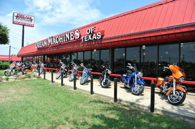 Dream Machines of Texas | Your Premier Used Harley-Davidson® Motorcycle Dealership | Servicing North East Texas and Offering Financing Options